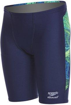 Speedo Endurance+ Boys' Cyclone Strong Jammer Swimsuit 8155650