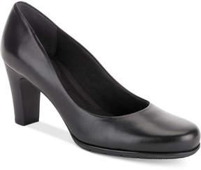 Rockport Women's Total Motion Round-Toe Pumps Women's Shoes