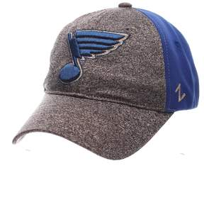 Zephyr Women's St. Louis Blues Harmony Adjustable Cap