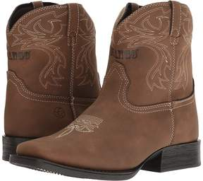 Durango Lil' Outlaw 6 Western Cognac (Toddler/Little Kid/Big Kid)