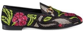 Gucci Jordaan floral brocade
