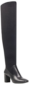 Nine West Women's Xperian Over The Knee Boot