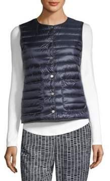 Peserico Reversible Puffer Vest