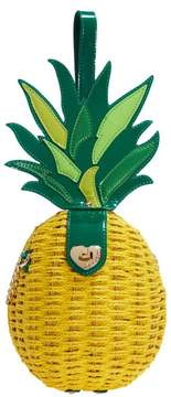 Betsey Johnson Pineapple Crossbody