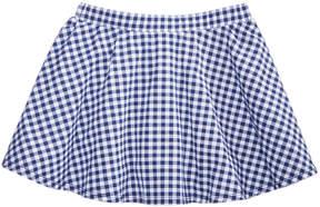 Epic Threads Little Girls Gingham Scooter Skirt, Created for Macy's