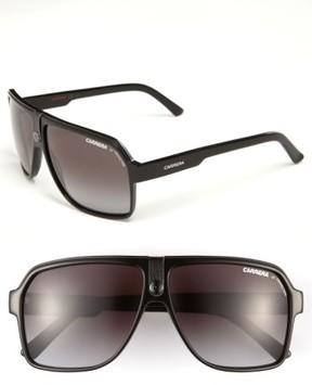 Carrera Men's Eyewear 62Mm Aviator Sunglasses - Black