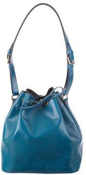 Louis Vuitton Epi Noé PM - BLUE - STYLE
