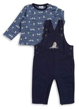 Absorba Baby Boy's Two-Piece Top and Jumper Set