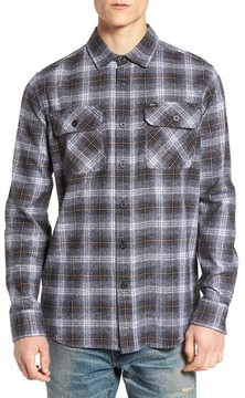 Obey Men's Shriner Flannel Shirt