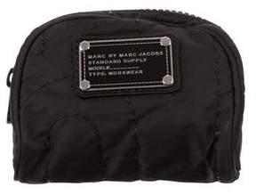 Marc by Marc Jacobs Nylon Zip Pouch
