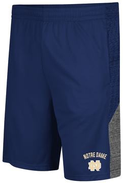 Colosseum Men's Campus Heritage Notre Dame Fighting Irish Friction Shorts