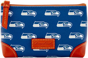 NFL Seahawks Cosmetic Case