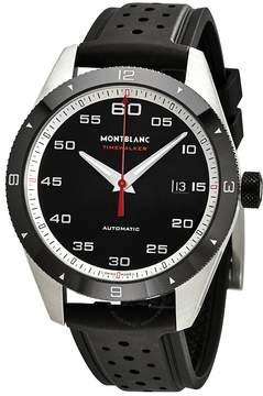 Montblanc TimeWalker Automatic Black Dial Men's Watch