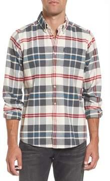 Barbour Men's Dawson Regular Fit Plaid Sport Shirt