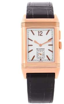 Jaeger-LeCoultre Jaeger LeCoultre Grande Reverso 278.2.54 Q3782520 18K Rose Gold 27.4mm Mens Watch