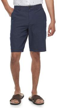 Marc Anthony Men's Slim-Fit Textured Stretch Shorts
