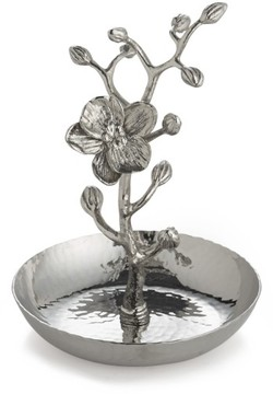 Michael Aram 'White Orchid' Ring Catch - Metallic
