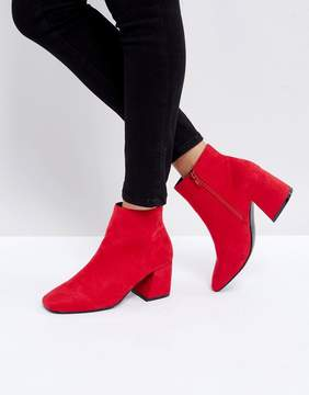Asos REACH UP Ankle Boots