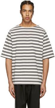 Acne Studios Beige Nimes T-Shirt