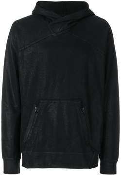 Julius metallic hoodie