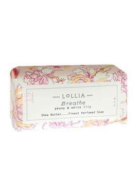 Lollia Breathe Shea Butter Soap