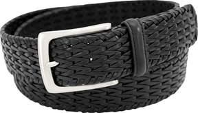 Florsheim Hand Woven Leather Belt (Men's)