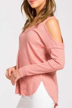 Cherish Dusty Pink Sweater