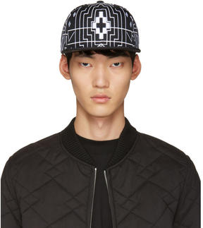 Marcelo Burlon County of Milan Black Starter Edition Salomon Cap