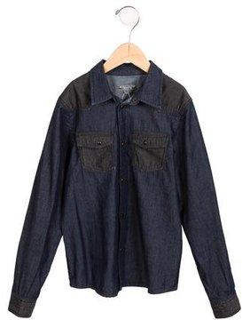 Bonpoint Boys' Chambray Shirt