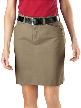 Dickies Straight-Fit Stretch Twill Skirt