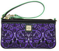 Disney Madame Leota Wristlet by Dooney & Bourke