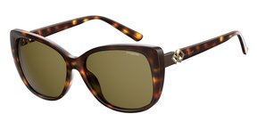 Polaroid Polarized Cat-Eye Sunglasses