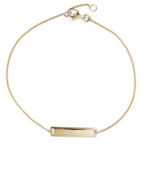 Bony Levy Women's Geo Bar Bracelet (Nordstrom Exclusive)