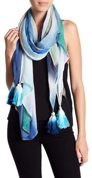 Vince Camuto Colorblock Ombre Scarf