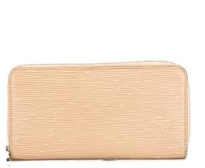 Louis Vuitton Dune Epi Leather Zippy Long Wallet - BEIGE - STYLE