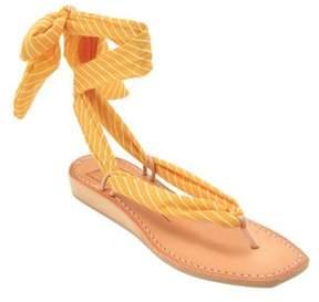 Dolce Vita Women's Henlee Ankle Tie Sandal.