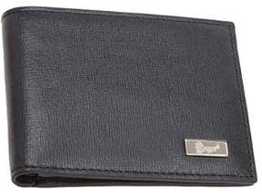 Royce Leather Unisex Rfid Blocking Saffiano Leather Hipster Wallet.