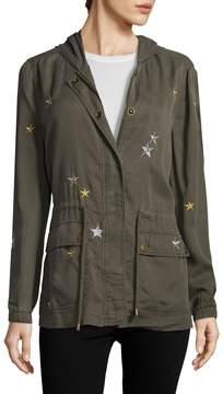 Bagatelle Women's Anorak Hooded Jacket