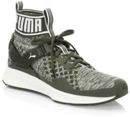 Puma Ignite Evoknit High-Top Sneakers