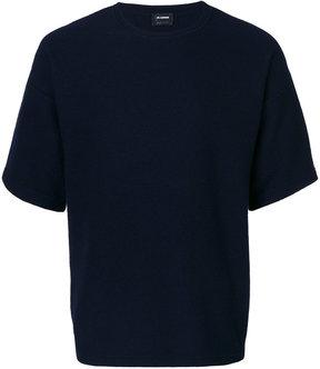 Jil Sander knit T-shirt