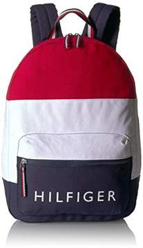 Tommy Hilfiger Women's Backpack Tommy Patriot Colorblock Canvas
