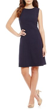 Alex Marie Annie Brushed Suiting Dress