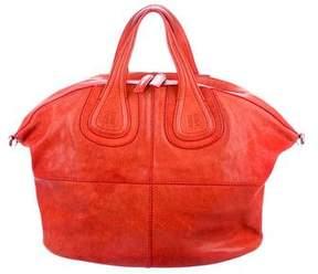 Givenchy Leather Nightingale Bag