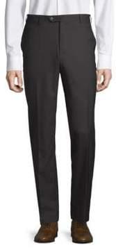 Corneliani Wool Solid Trousers