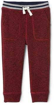 Gap Sweater fleece pull-on pants