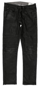 Belstaff Waxed Skinny Jeans