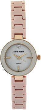 Anne Klein AK2660 Tan Watch