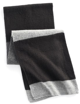 Apt. 9 Men's Colorblock Brushed Knit Scarf