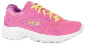 Fila Women's Memory Pacesetter Slip-Resistant Jogger Sneaker