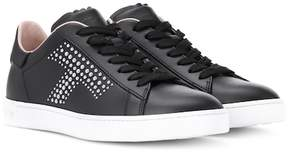 Tod's Studded leather sneakers